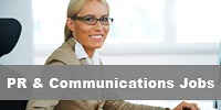 pr and communications jobs
